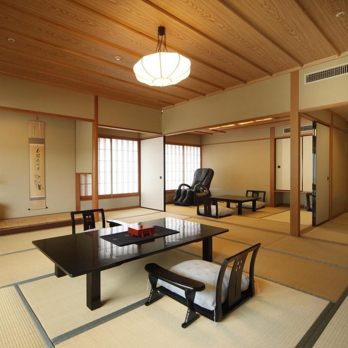 【客室グレードUP】☆飛天館☆ 1間和室→2間和室へ