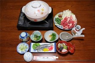 あったか〜い家庭料理が楽しめる☆一泊二食付プラン