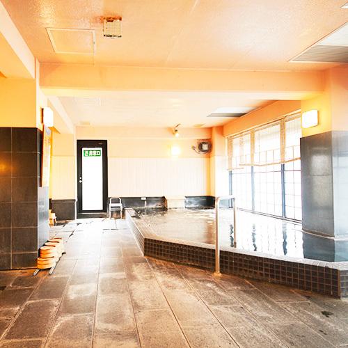 大浴場と露天風呂を堪能 街中Ryokan 丸小ホテル image