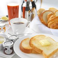 軽めの朝食を、お部屋にお届け 〜出張応援プラン!Part2 〜
