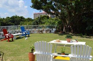 【3連泊以上】★一日一組限定★キッチン・庭付き3LDKの一戸建コテージで優雅な沖縄ステイを・・・