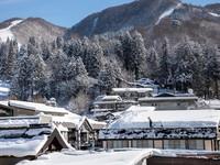 【冬の野沢温泉】スキー・スノボ・温泉を楽しもう!キャンセル・変更不可でお得 ♪ 1泊2食プラン