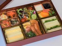 【春夏旅セール】 〜通常客室〜 お部屋でゆっくり♪選べるお弁当2食付きプラン RBS