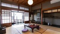 【築90年の町家*日暮荘】静かな時間を楽しむための8畳の和室