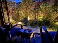 お庭でヒュッゲ【GoToで35%OFF!】ライトアップされたお庭を満喫するプラン