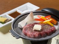 【心にググっと】上州名物「上州牛ステーキ」に舌鼓!夕食をグレードアップ!!