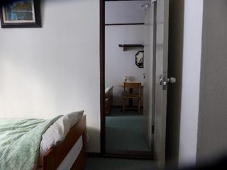【禁煙】洋室ツイン&トリプルのコネクトルーム バス・トイレ付
