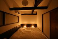 小豆|個室 (2名定員・洗面お手洗なし)|和室