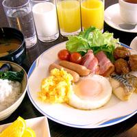【長期滞在でお得!】マンスリープラン☆大人気の朝食付〜1泊3780円〜