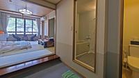機能性重視!!和室10畳バス・トイレ+広縁付