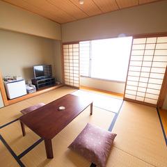 和室8畳(風呂なし☆大浴場利用)
