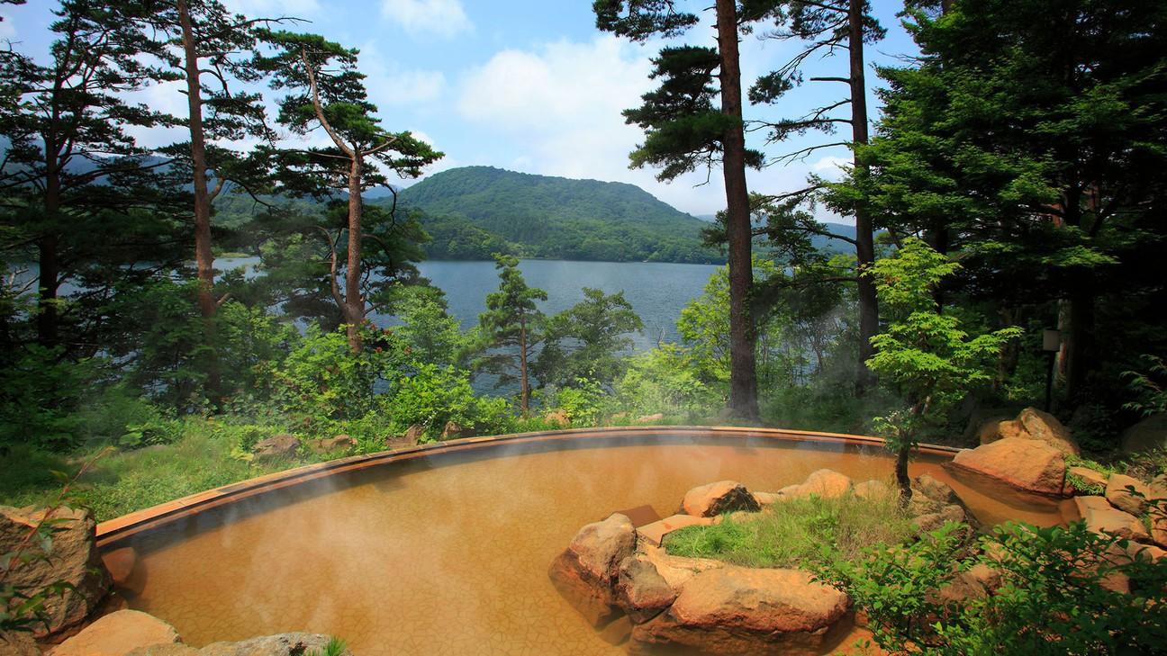 裏磐梯レイクリゾート 本館 五色の森(旧:裏磐梯猫魔ホテル) image