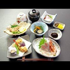 日本海満喫するなら、まずコレね 登喜丘荘のおもてなしスタンダードプラン♪【現金特価】