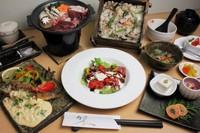 【楽天スーパーSALE】5%OFF【地元食材盛りだくさん】春のやどり満喫【おかんの太っ腹コース】