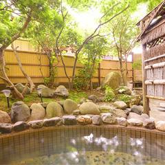 和室14畳 露天風呂付(源泉掛け流し温泉)