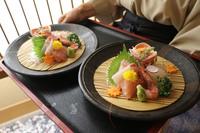 ★★切り蟹付き海鮮プラン♪♪色んな海の幸を満喫したい方へ♪人気の釜飯付き