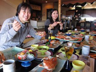 ●現金特価!たっぷり蟹を食べたいなら☆茹でたて熱々♪活カニ2時間食べ放題★★♪