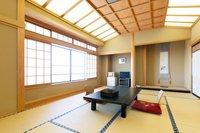 【一日一部屋限定】和室二間と檜のお風呂付。広ーい特別室でゆったり過ごす、時間を満喫プラン【温泉】