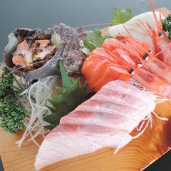 【グレードアップ2食】姿ガニ付き!越前海岸で日本海の恵みを味わう