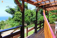 【連泊】2泊以上の宿泊ならこのプランがおすすめ☆水平線が高い位置に見える絶景コテージ!