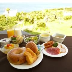 〜朝の海を眺めながら♪八丈ジャージー牛乳と絶品フレンチトーストが味わえる!〜宿泊プラン【朝食付】