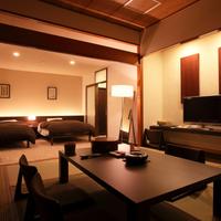【KIRI★DOG専用】広々と過ごせる2間のデラックス和洋室