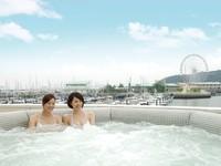 「蒲郡3大特典付宿泊プラン」◇海の恵みに癒される♪ 日本最大の温海水ジェットプール体験