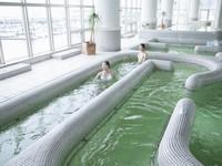 蒲郡3大特典付◇レンタル水着&ビーチサンダル付!日本最大の温海水プール体験プラン