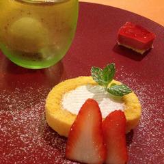 【定番2食付】料理自慢!創作和洋会席が愉しめる西ノ京の隠れ家オーベルジュ