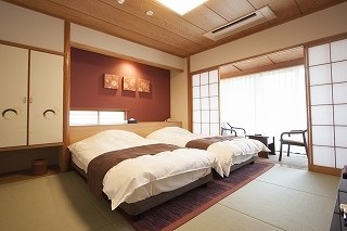 和室8畳(ベッド)