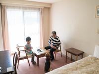 【ペットOK】ワンちゃんと宿泊♪素泊りプラン