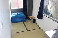 【禁煙和室3畳ツインルーム×2室】