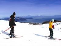 お得に選べるスキー場、リフト券付きプラン/湖畔のコテージを貸切り/朝食配達/小コテージ