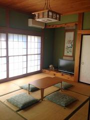 素泊まり!日本庭園を一望できる和室(現金特価)