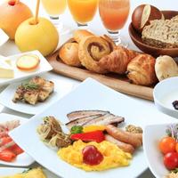 【当日限定】バイキング朝食付きプラン