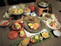 【サンダンス・オリジナルプラン】 美湯と美食で箱根満喫 2食付プラン≪(桐)おもてなし会席≫