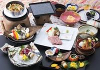 【サンダンス・オリジナルプラン】 美湯と美食で箱根満喫 2食付プラン≪(桔梗)特撰会席≫