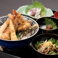 【お気軽コース】ご夕食は地元の名産・石州穴子の天丼膳をご用意!<1泊2食付き>