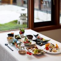 【冬春旅セール】【楽天限定・ポイント5倍・縁スタンダード】料理長渾身の『創作和食会席』を召し上がれ♪