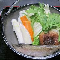 ◆ご当地鍋プラン◆【しょっつる鍋】付ふけの湯式薬膳料理プラン!秋田に来たら食っててけれぇ〜♪