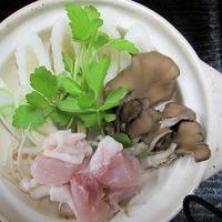 ◆ご当地鍋プラン◆【きりたんぽ鍋】付ふけの湯式薬膳料理プラン!秋田に来たら食っててけれぇ〜♪