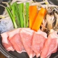 ◆季節限定◆【八幡平ポークすき焼き】付き薬膳料理プラン!ご好評につき!春季にもご提供♪