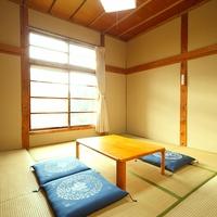 【本館】和室8畳/バス無し・トイレ無し