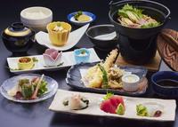 【楽天限定】はまゆう懐石★まぐろを召し上がれ★新鮮な海の幸のこだわりの和食を☆1泊2食付