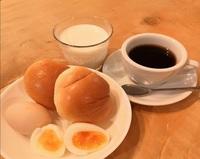 ●モーニングはセルフで!オリジナルブレンドコーヒーと共に●感染症予防対策中●禁煙●英語対応可●