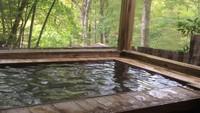 湯宿飛鳥の大自然に囲まれた温泉を満喫♪【1泊朝食付き】