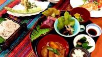 【巡るたび、出会う旅。東北】湯宿飛鳥で蔵王の「山菜」や「きのこ」など旬の味覚を食す♪【1泊2食付き】