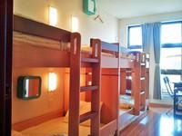 【二段ベッド個室】3〜4名でお得!グループ特割プラン♪【バストイレ共用】