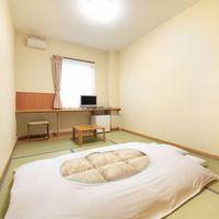 【禁煙】6畳和室(17平米)