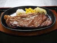 【熟成和牛ステーキプラン】ビュッフェに和牛ステーキ120グラムを追加ご提供!満腹プラン「朝・夕食付」